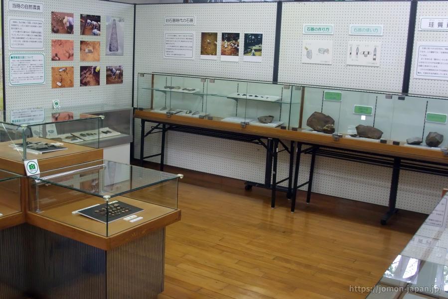 外ヶ浜町大山ふるさと資料館 展示室