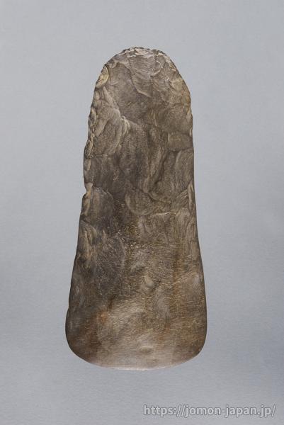大平山元遺跡 局部磨製石斧