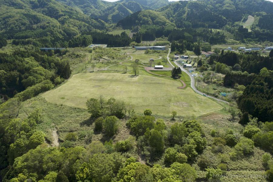 垣ノ島遺跡 全景