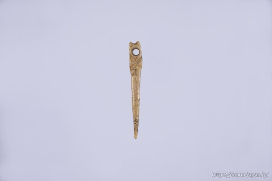 二ツ森貝塚 骨製針