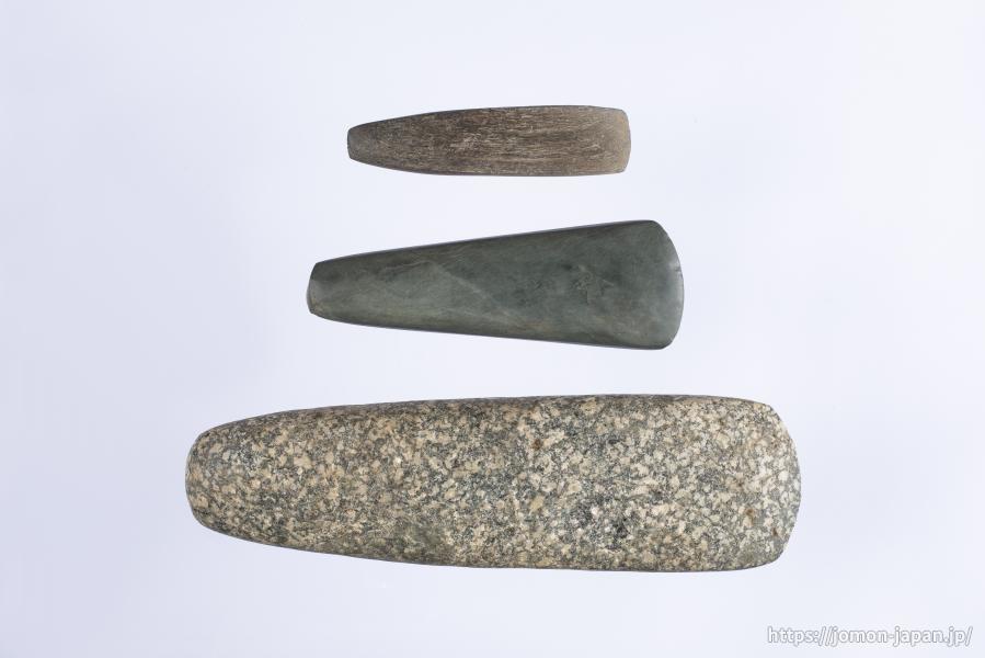 三内丸山遺跡 磨製石斧