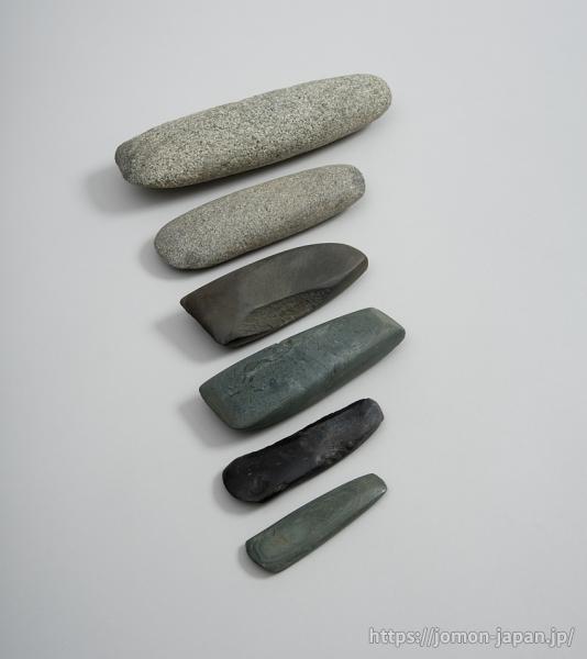 三内丸山遺跡 石斧