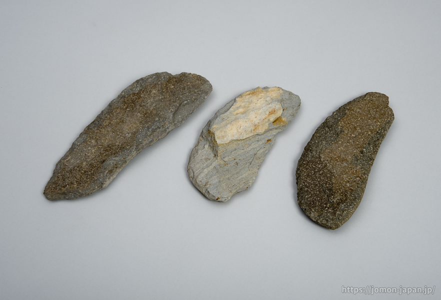 三内丸山遺跡 半円状扁平打製石器