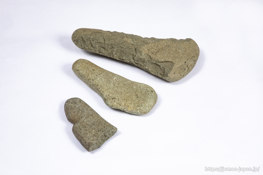 大船遺跡 青竜刀形石器
