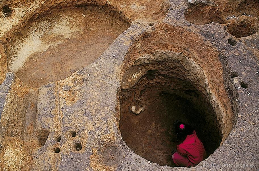 大船遺跡 貯蔵穴