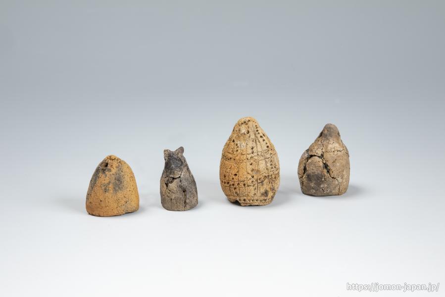 小牧野遺跡 鐸形土製品