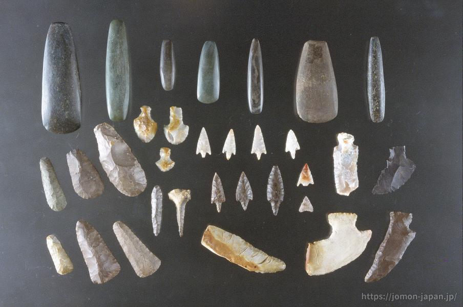 小牧野遺跡 石器