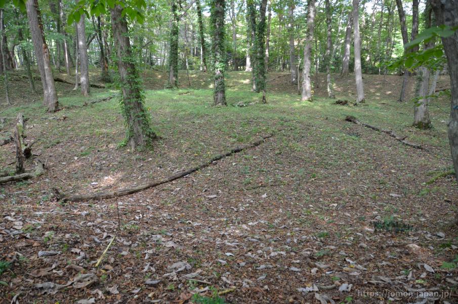 キウス周堤墓群 秋の風景