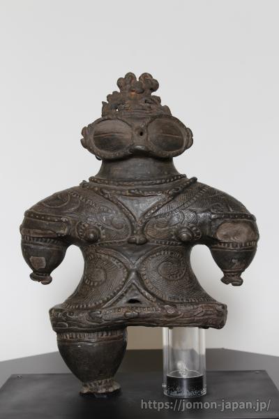 亀ヶ岡石器時代遺跡 大型遮光器土偶(レプリカ)