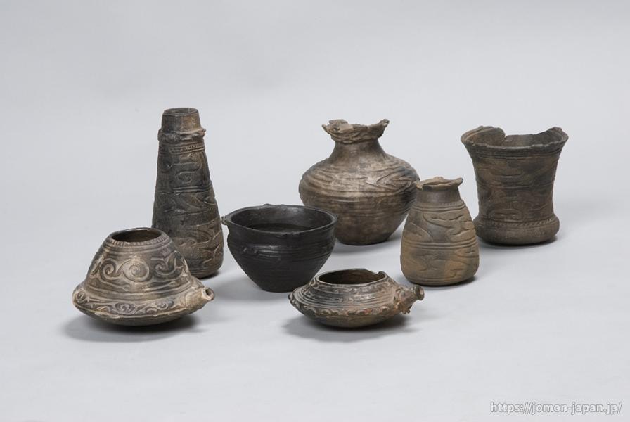亀ヶ岡石器時代遺跡 土器