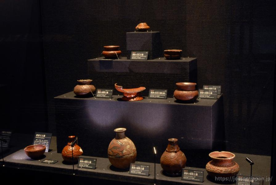 八戸市埋蔵文化財センター是川縄文館 縄文の美