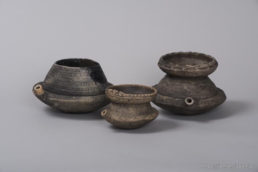 泉山遺跡 亀ヶ岡式土器