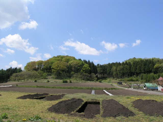 Excavation in the Ichioji Site