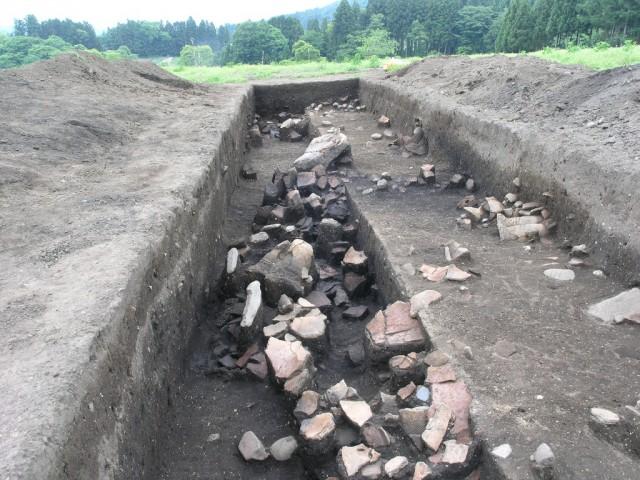 Dump in the Ichioji Site