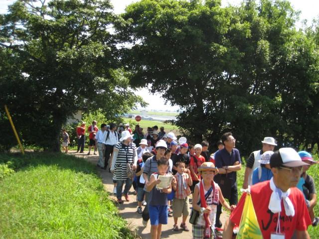 2011 Tagoyano Shell Midden Walk