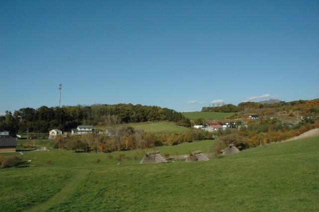 Scenery of the Kitakogane Shell Midden ③