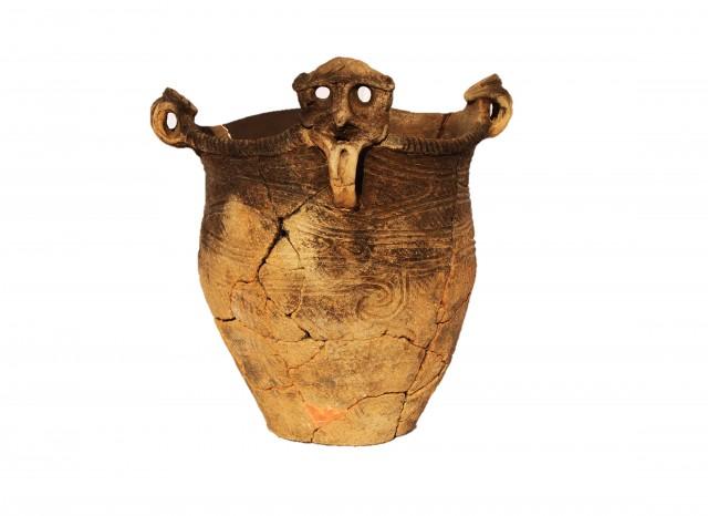 Enokibayashi-type pottery