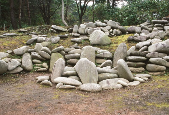 Stone circle (special stone arrangement 1)