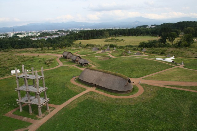 Overview of the Sannai-Maruyama Site