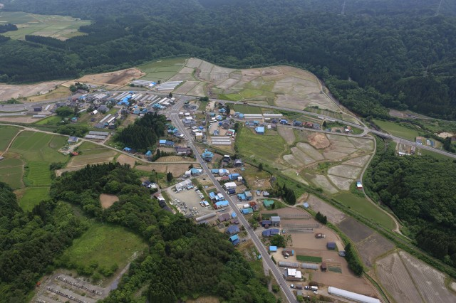 Overview of the Odai-Yamamoto Site
