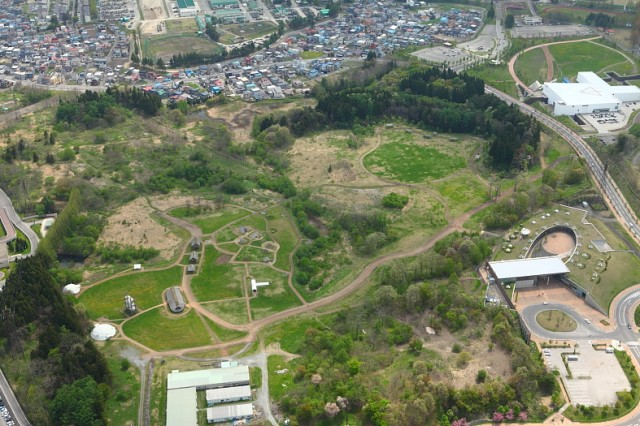Overview of the Sannai-Maruyama Site (present)