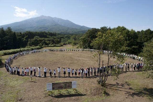 Human-Circle Event in Omori-Katsuyama Site