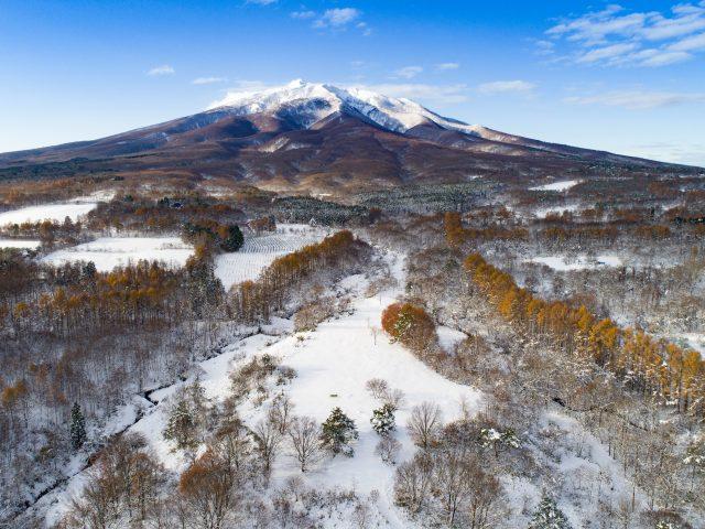 Omori-Katsuyama Site in Winter