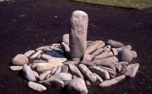 環状列石<small>(かんじょうれっせき)</small>、ストーンサークル