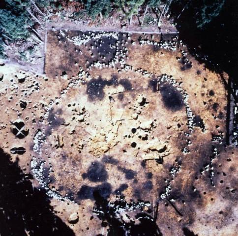環状列石A