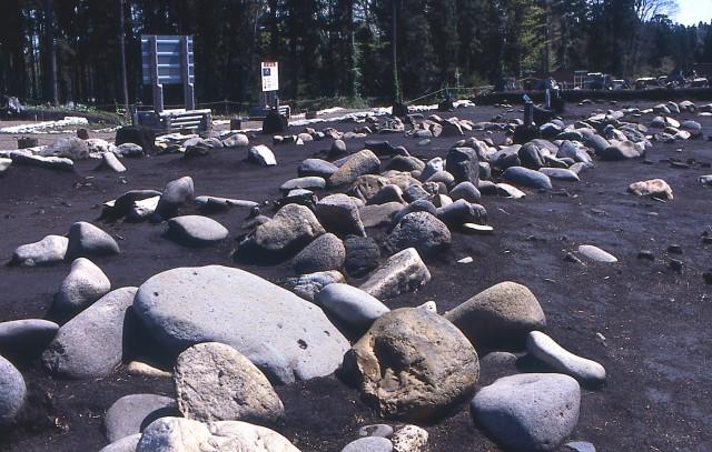 環状列石C