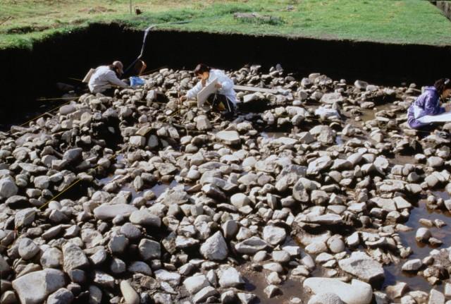 水場の祭祀場