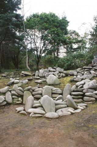 環状列石(第2号特殊組石)