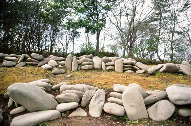 環状列石(小牧野遺跡式配列)
