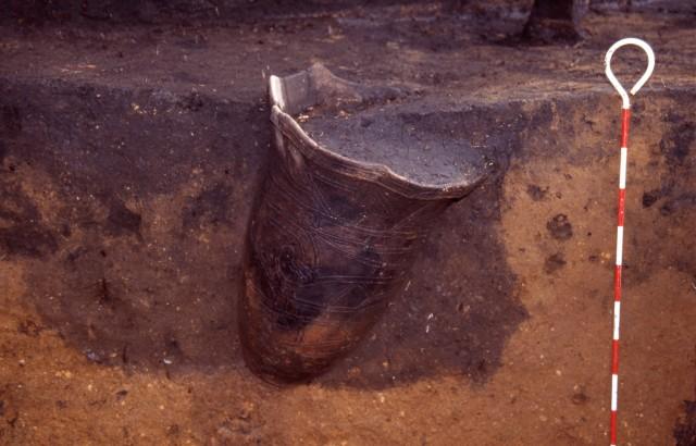 埋設土器遺構