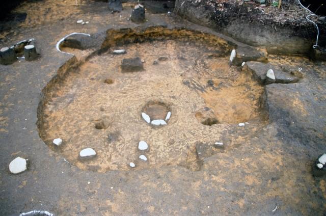 第1号竪穴建物跡