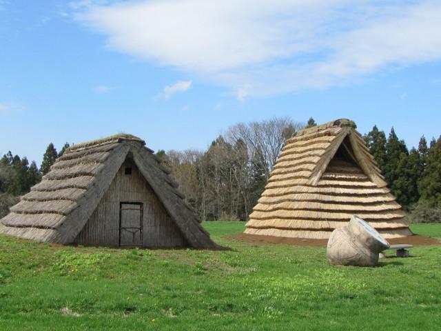 復元竪穴建物