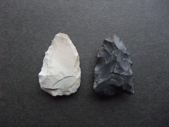 大平山元遺跡出土石鏃
