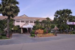 Aspara-Angkor Resort & Conference Hotel