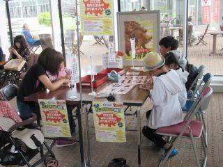 折り紙コーナー画像